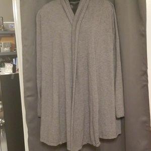 Altar'd State gray cardigan/shrug size M/L